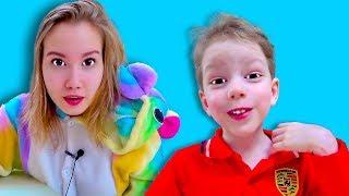 Света и Богдан в лучших видео Для детей: Смешарики, Отключили интернет, Потратили все деньги