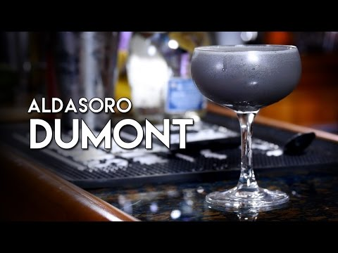 Aldasoro Dumont, If Cachaca and Tequila Had A Baby…