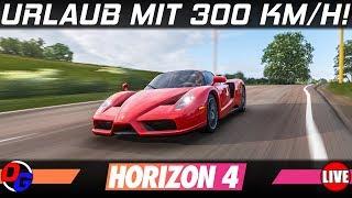 Mit 300 KM/H in den Urlaub! | Forza Horizon 4 Gameplay German