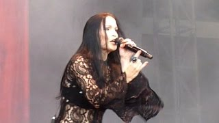"Tarja - ""Neverlight"" live at Summerbreeze Open Air 2014"