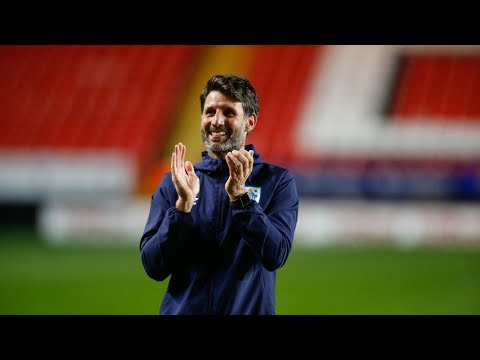 🗣 MANAGER'S MESSAGE   Danny Cowley on Charlton victory