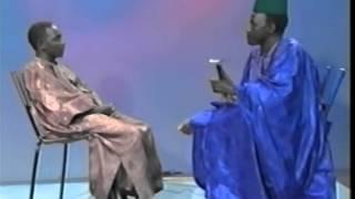 Yero aissé koulé et Barou sambarou,Ba bambangal et journaliste Samba sidibé