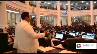 MPA Waqar Ahmad Khan Speecg in Provincial Assembly on PK7