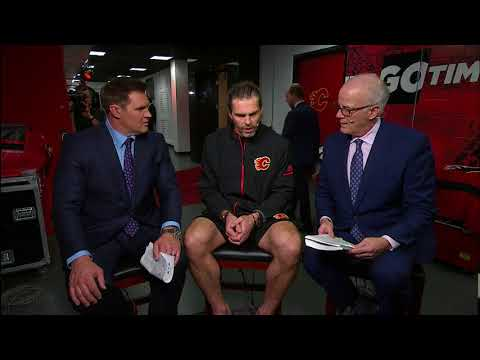 After Hours: Flames' Jaromir Jagr does 1,000 squats per day