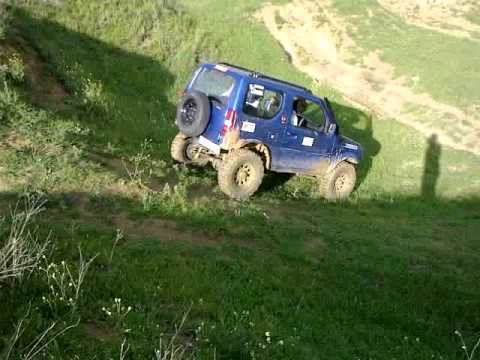 Suzuki Jimny-the mighty jeep