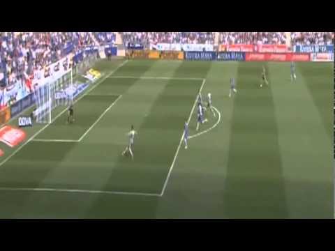 Cristiano Ronaldo Goal   Espanyol vs Real Madrid 0-1  12.09.2015