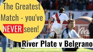River Plate v Belgrano