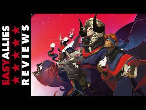 Pyre - Easy Allies Review - YouTube video thumbnail