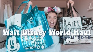 HUGE Walt Disney World Haul - APRIL 2019