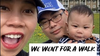 VLOG #1: We Went To The Nearest Playground