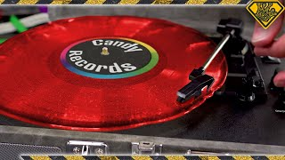Will A Record Made From Candy Play Music?