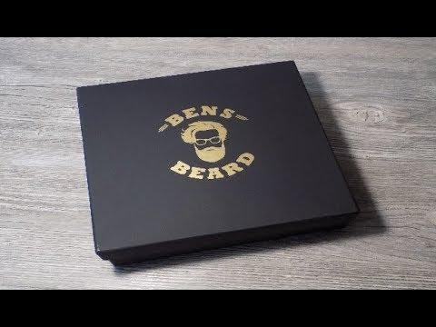 Rasur - Pur ! Rasierset Bens Beard Rasiermesser Set Vorstellung