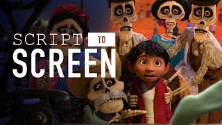 Miguel Enters the Land of the Dead | Script to Screen by Disney•Pixar