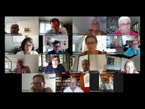 Citizen Response Task Force meeting 8/12 2020