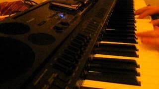 I Wonder - Abba - Piano Instrumental - Howard J Foster