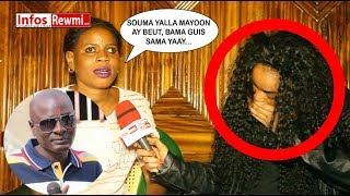 Ndeysan! Mame Coumba (sœur de Ablaye Mbaye) fait pleurer toute la salle avec sa triste chanson