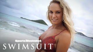 Caroline Wozniacki's 2016 Outtakes | Sports Illustrated Swimsuit