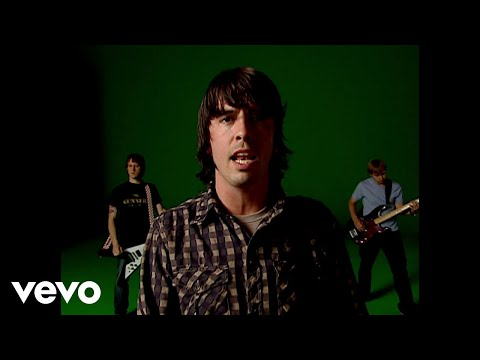 Foo Fighters - Times Like These (Official Music Video)