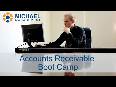 Accounts Receivable Boot Camp - YouTube