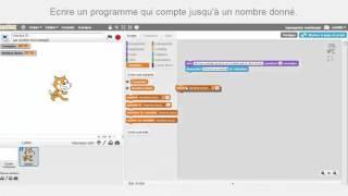 Programmer avec Scratch  Vidéo 4