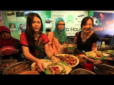 Video Keunikan Kuliner Nasi Jamblang khas Cirebon - NET16