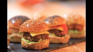 Chhiwate Maa Laila - Recette Mini-Burgers شهيوات مع ليلى ـ ميني برجر