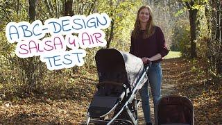 ABC Design Salsa 4 Air Kombi-Kinderwagen Testbericht 2020 |  babyartikel.de