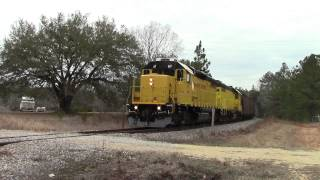 Mississippi Export Leaving Lucedale