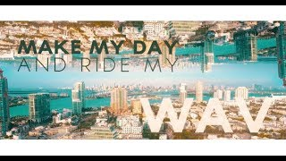 Brooke Hogan - Ride The WAV l Lyric Video - YouTube