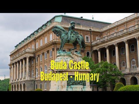 Buda Castle and Buda Hill - Budapest, Hungary.