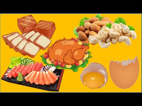 11 High Protein Low Carb Foods To Eat For Weight Loss | Best Foods For Low Carb High Protein Diet