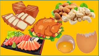 11 High Protein Low Carb Foods To Eat For Weight Loss   Best Foods For Low Carb High Protein Diet