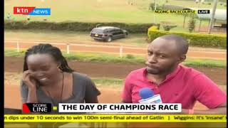 Scoreline: The day of champions race