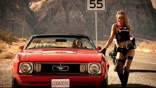 "Godaddy Commercial Director's Cut - Danica Patrick ""speeding"" Banned"