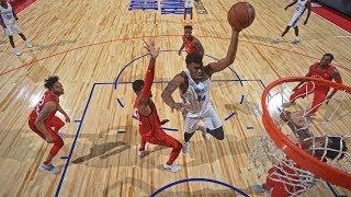 Alum Dakari Johnson's Top Plays of 2018 NBA Summer League