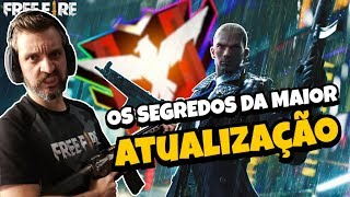 🔴 FREE FIRE AO VIVO MESTRE TOP GLOBAL SOLO (LIVE) É HOJE