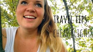 Get Paid to Fly! Tips for Cheap Airfare