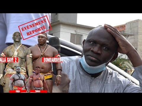 🛑 Urgent - Réaction de Gaston Mbengue après le report du combat Balla Gaye 2 vs Bombardier
