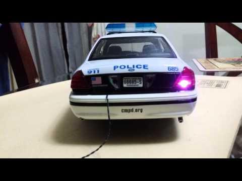 Federal Signal FP1-06 Headlight Flasher test run - смотреть on