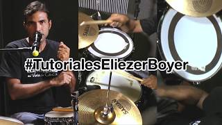 Alábale (Tutorial de Batería) | Eliezer Boyer