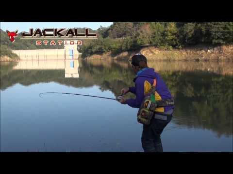 Vobler Jackall TN50 Disk Knocker 52mm 9.5g BB Pearl Shiner S