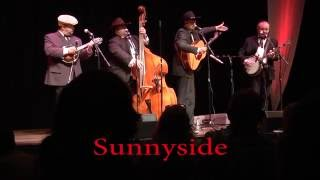 Coastline Bluegrass Festival 2016, Sunnyside; Friday Evening Concert