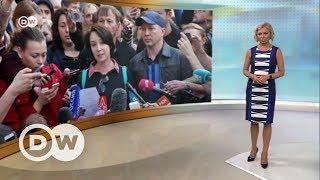 Чулпан Хаматова об обысках у Серебренникова и своем отношении к политике – DW Новости (31.05.2017)