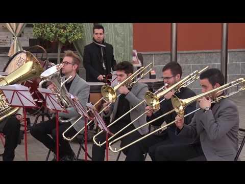 Umbuae Brass Ensemble CNMC CESM (2018/02/03 en Potries)
