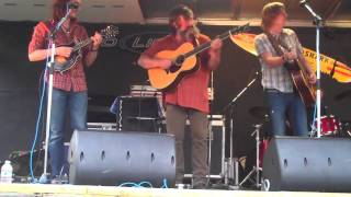 Yarn Performs Bad Bad Man With Larry Keel At Rocktown Beer & Music Festival