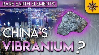 Rare Earth Elements: China
