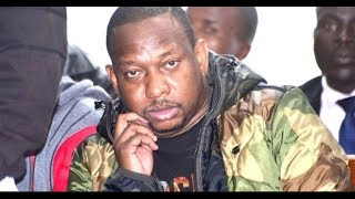 Intrigues that led to the downfall of once a powerful man, Mike Sonko | PRESS REVIEW