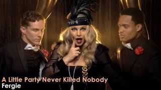 Fergie - A Little Party Never Killed Nobody (Official Video) [Lyrics + Sub Español]