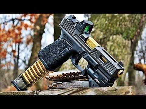 10 Armas de Fuego Más Letales y Épicas