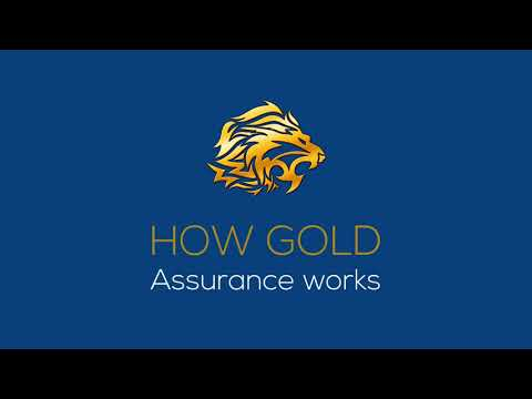 How gold assurance works for 2m circulating supply